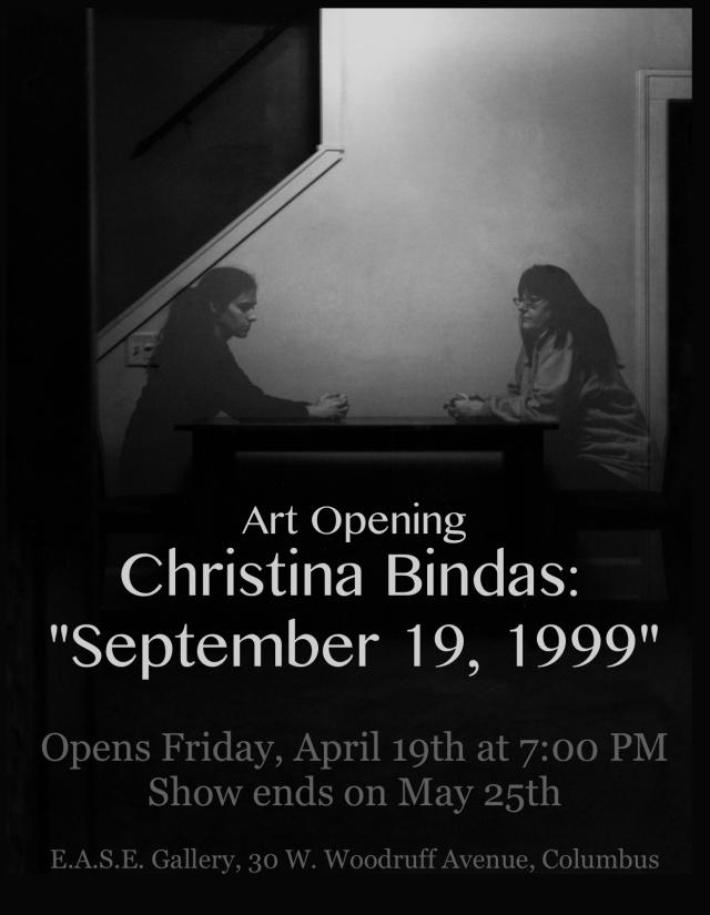 christina bindas show